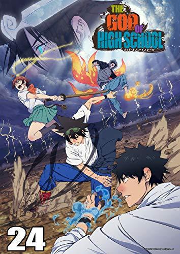 The God of High School Manhua: Manga volume 24 (English Edition)