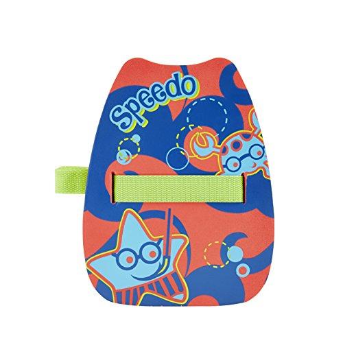 Speedo Sea Squad Back Float Flotador de Espalda, Unisex bebé, Lava Red, Talla Única