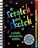 SCRATCH & SKETCH-ACTIVITY BK