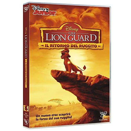 Lion Guard - Il Ritorno del Ruggito (DVD)