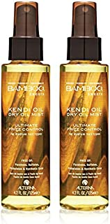 Bamboo Smooth Kendi Oil Dry Oil Mist, 4.2-Ounce, 2-Count