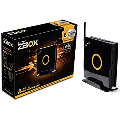 ZOTAC ZBOX E Series EI730 PLUS Workstation Mini PC with Intel Core i5-4570R quad-core Processor