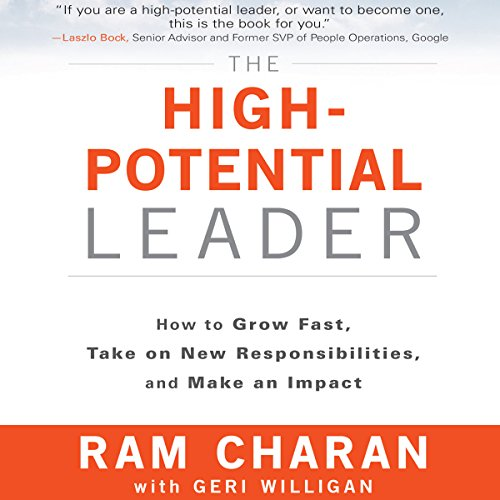 The High-Potential Leader cover art