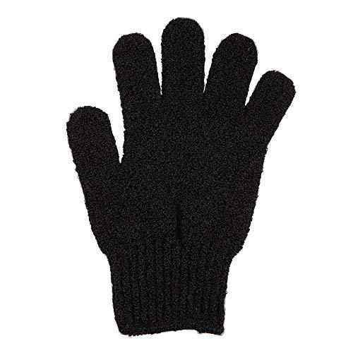 RoxTop Peeling-Handschuh Ganzkörperpeeling toten Zellen Soft Skin Blut-Zirkulation Dusche Badewanne Spa Exfoliation Zubehör