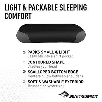 Sea to Summit Oreiller Aeros Premium Pillow Deluxe