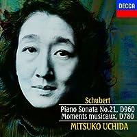 Schubert: Piano Sonata No. 21/Mo by Uchida (2009-05-20)
