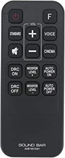 remote sound