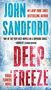 Deep Freeze (A Virgil Flowers Novel Book 10) by [John Sandford]