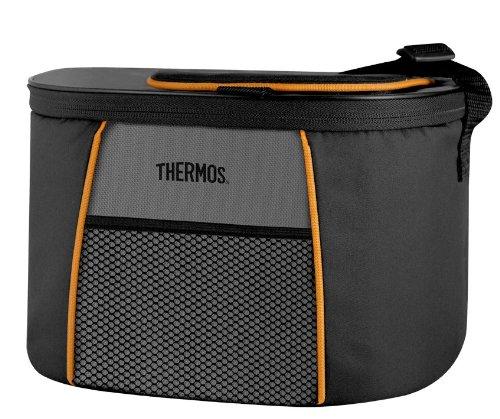 E5 cooler bag avec flex-a-guard noir et gris 5L capacité l'oRIGINAL de la marque tHERMOS