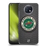 Head Case Designs sous Licence Officielle NHL Texture de Palet Minnesota Wild Coque Dure pour...