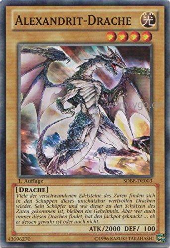 SDBE-DE003 Alexandrit-Drache 1.Auflage
