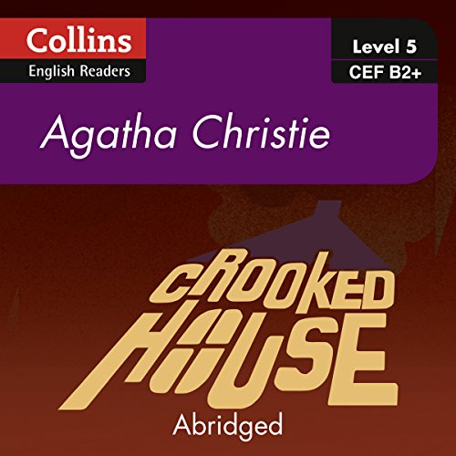 Crooked House audiobook cover art