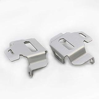 WHHHuan 1 paire de protections d'étrier de frein avant gauche et droit en aluminium pour Suzuki DL-1000 V-Strom 1000 2015-...