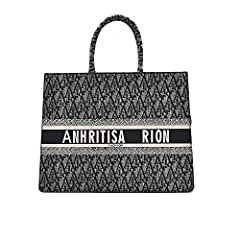 Size: L width: 36 cm / 14.2 inches; height: 28 cm / 11 inches, thickness: 12 cm / 4.7 inches; S width: 26 cm / 10.2 inches; height: 20 cm / 7.9 inches, thickness: 9 cm / 3.5 inch; Multifunction: Handbag Large Capacity: This beautiful long tote bag ca...