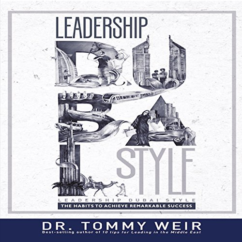 Leadership Dubai Style audiobook cover art