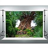 Disneyland Backdrop Animal Kingdom Tree of Life Background for Photography 7x5ft Photo Booth Studio Props ZYVV0848