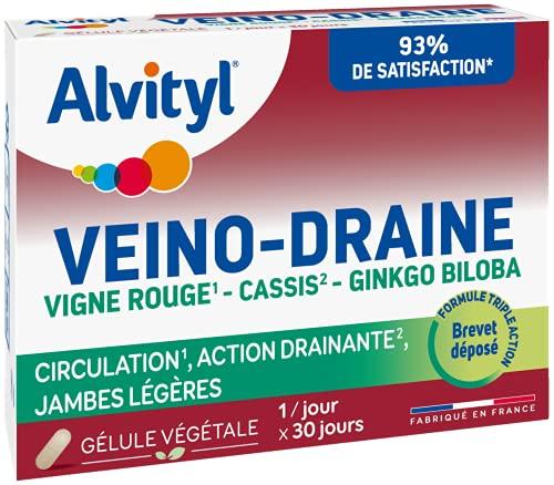 Alvityl - Veino-Draine - 93% de satisfaction - Circulation,...