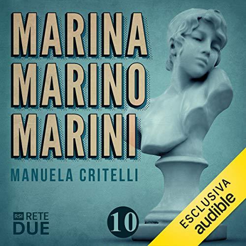 Marina Marino Marini 10 audiobook cover art