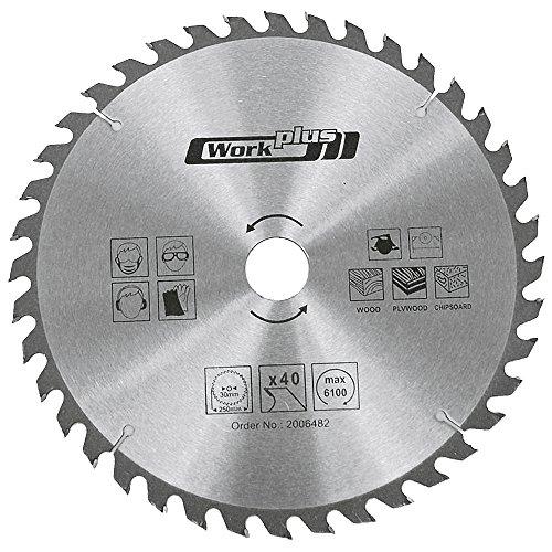 Easy Work 262503 cirkelzaagblad HM 160 x 30 mm