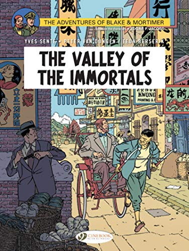 The Valley of the Immortals (Blake \& Mortimer)