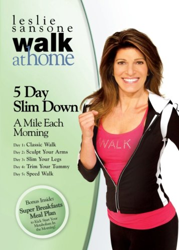 Walk at Home:5 Day Slim Down