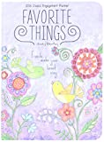 Lang Favorite Things Classic Engagement Planner by Wendy Bentley, January 2016 to December 2016 (1017015)