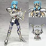 Figura de acción Original Hyzb Bandai Saint Seiya Lyra Orphée San Cloth Sliver Saint Orphée PVC Metal Armor Model Toys (Color: Lyra Orphee)-Lyra Orphee