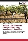 Manejo Sustentable de Suelos Salinos bajo condiciones de aridez: La Agricultura Sustentable puede contribuir con la recuperacion de suelos salinos y sodicos