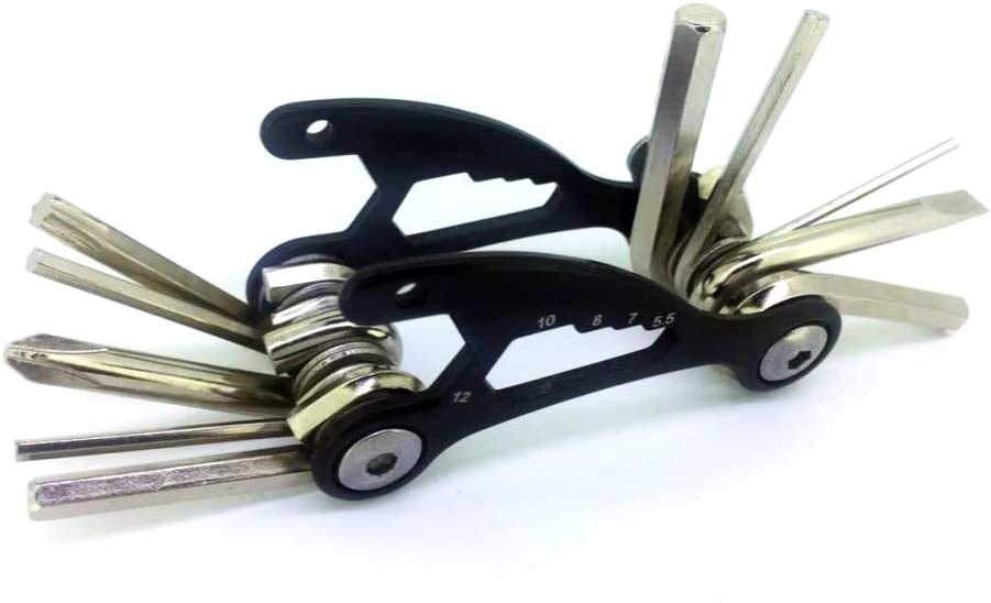 Go-for-Gold 1.5 x 3 in. Steel Topics on TV Tool Multi-Functional Bl - Bicycle Quality inspection