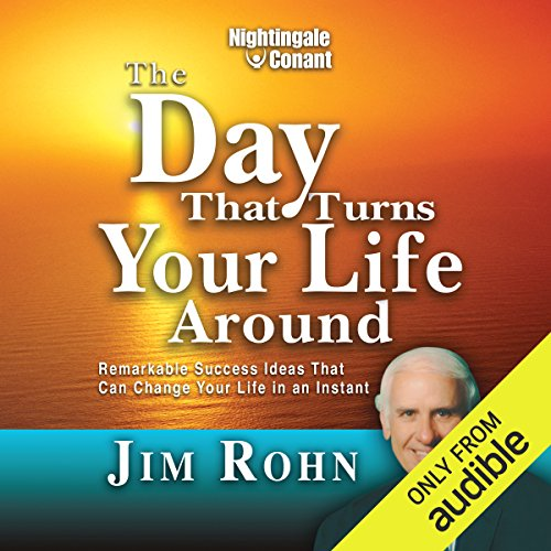 The Day That Turns Your Life Around audiobook cover art