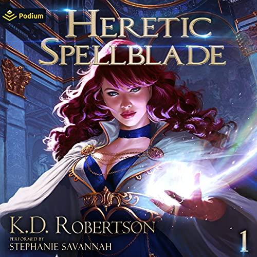 Heretic Spellblade cover art