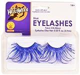 Rubies Blue Eyelashes and Adhesive