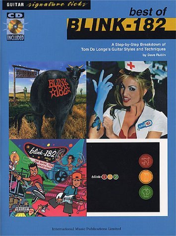 Blink 182: (Signature Licks) (guitar Tab) by Blink 182 (Composer) ?€? Visit Amazon's Blink 182 Page search results for this author Blink 182 (Composer) (27-May-2005) Paperback