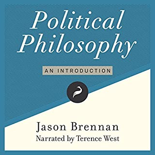 Political Philosophy audiobook cover art
