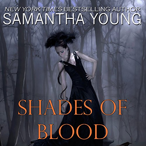 Shades of Blood audiobook cover art