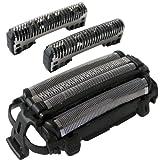 Panasonic Men's Shaver Replacement Out Foil and Blade Set for ES-LA63-S, Genuine Panasonic Replacement Parts