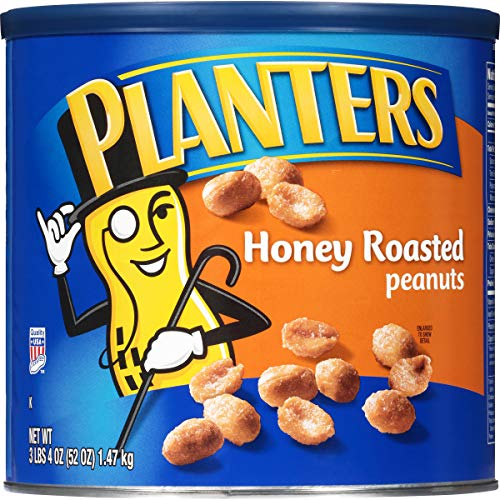 planters roasted honey peanuts - 6
