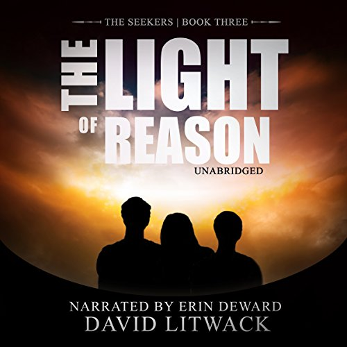 The Light of Reason audiobook cover art