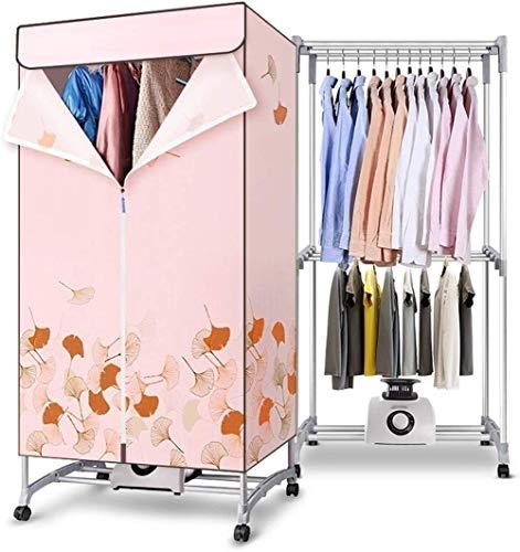 Poi Secadora de Ropa for el hogar Secador de bebé Secadora de Ropa de Secado rápido Silencio secador de Aire Secadora Armario 70 * 50 * 150cm (Color : A, Size : 70 * 50 * 150cm)