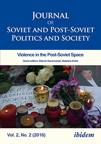 Journal of Soviet and Post-Soviet Politics and Society: 2016/2: Violence in the Post-Soviet Space (English Edition)