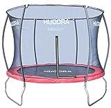 HUDORA Fantastic Trampolin 300 cm - Gartentrampolin mit Sicherheitsnetz - 65730