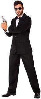 DISBACANAL Disfraz de Agente Secreto - -, M-L