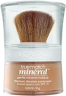 L'Oreal Paris True Match Mineral Loose Powder Foundation, Natural Beige, 0.35oz