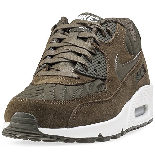 Nike 443817-300, Scarpe da Fitness Donna, Verde (Dark Loden/Dark Loden Ivory), 38 EU