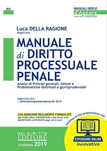Manuale di diritto processuale penale. Con espansione online