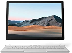 Microsoft Surface Book 3 (SKR-00001) | 13.3in (3000 x 2000) Touch-Screen | Intel Core i5 Processor | 8GB RAM | 25GB SSD St...