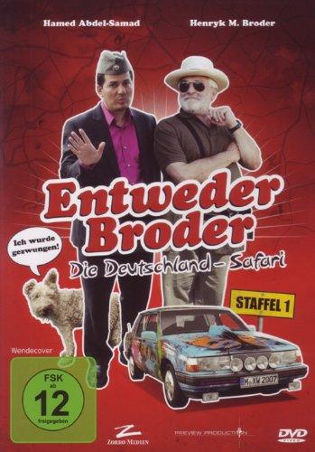 Entweder Broder - Die Deutschland-Safari: Staffel 1