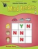 Mind Benders, Beginning Book 2 by Michael Baker (2005) Paperback