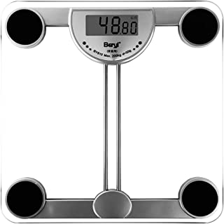 Bathroom Scale, High Precision Electronic Weight Scale, Large Backlit Display High Accuracy - Easy-to-Read Backlit LCD, 20...