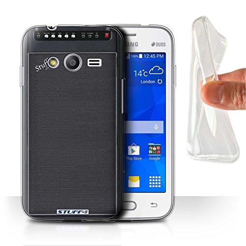 Stuff4 Gel TPU Hülle / Hülle für Samsung Galaxy Ace NXT / Amp/Verstärker Muster / Lautsprecher Design Kollektion